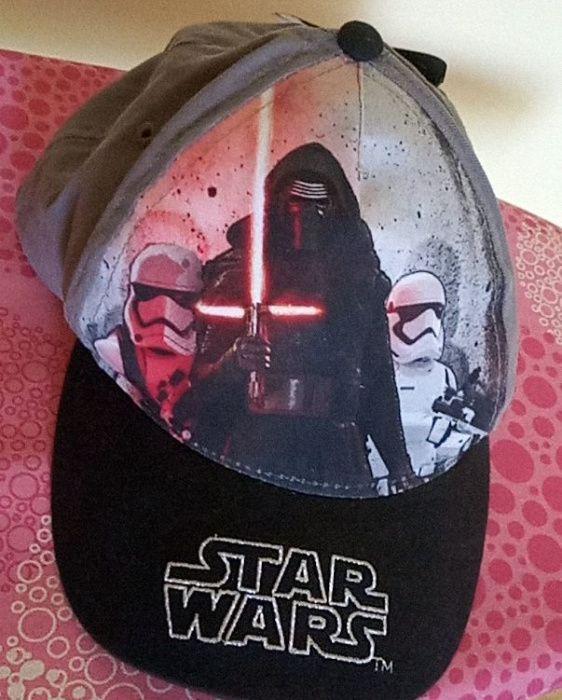 Czapka z daszkiem dla dziecka 52cm,Star Wars Przeworsk - image 1