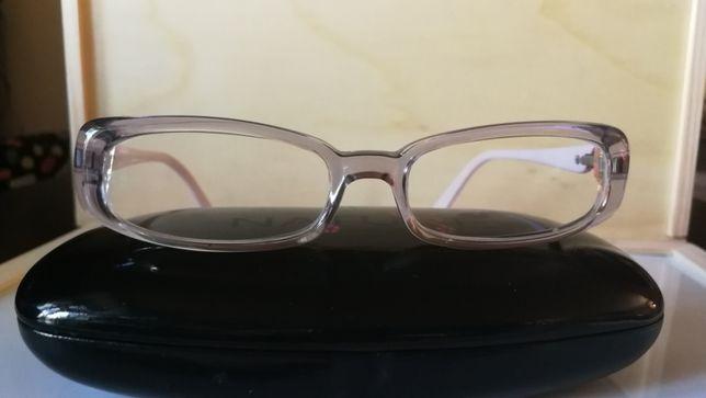 Włoskie Okulary damskie