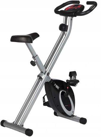 Rower treningowy składany Ultrasport F-bike magnetyczny Rowerek stacjo