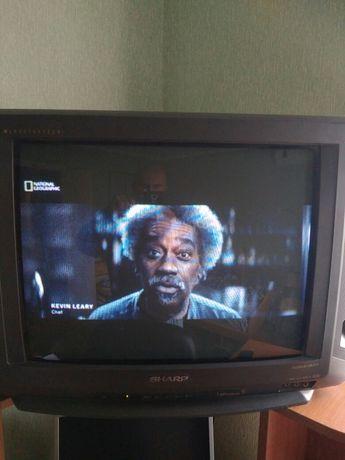 "Телевизор sharp world multi 21"""