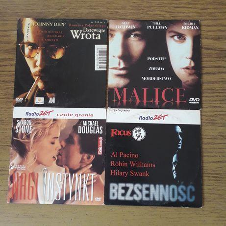 DVD filmy. Płyty w idealnym stanie.