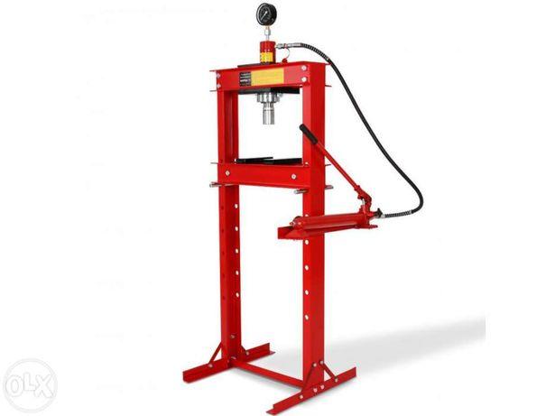 Prensa Hidráulica Mecânico 20 Ton