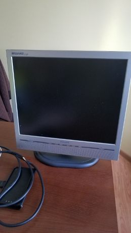Philips Brilliance LCD 170P monitor