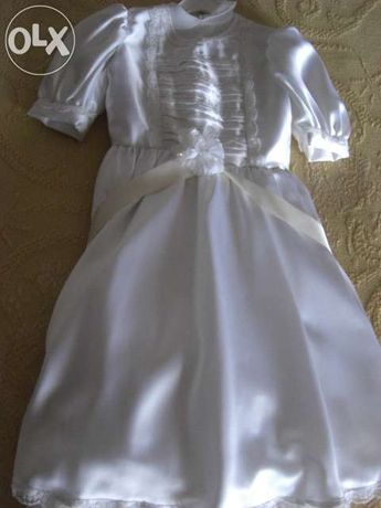 Vendo Vestido de Baptismo, novo ref.162