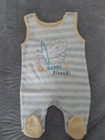 Śpioszki niemowlęce
