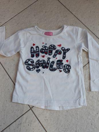 Bluzeczka dla dziewczynki 92/98