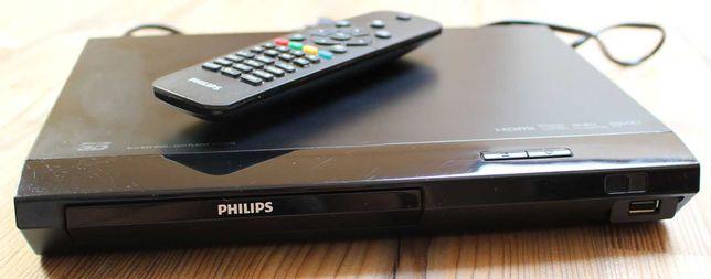 Odtwarzacz Blu Ray/3D Philips BDP2190/12