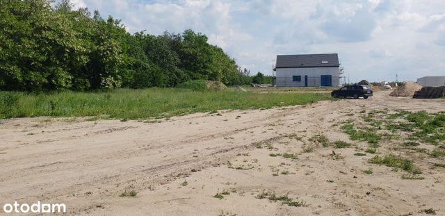 Działka, 629 m², Wieszowa