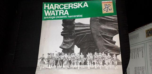 Płyta winylowa Harcerska watra