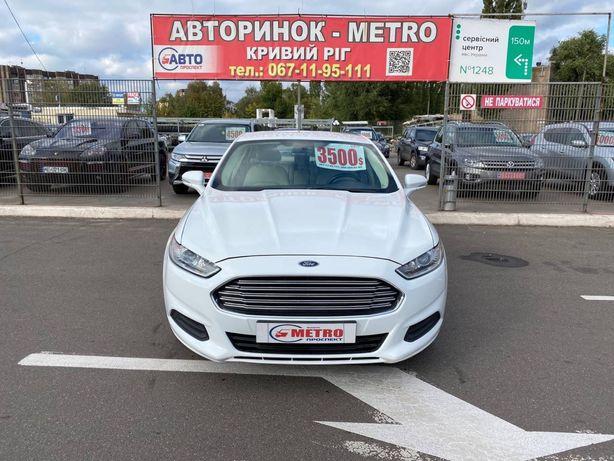 Ford (40) Fusion 2015г.в. (ВЗНОС 30%) Авторынок METRO Кривой Рог
