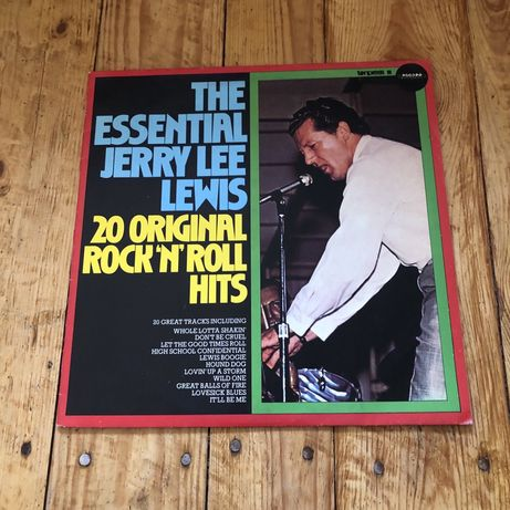 Jerry Lee Lewis Essential 20 Original Rock'n'Roll Hits płyta winylowa