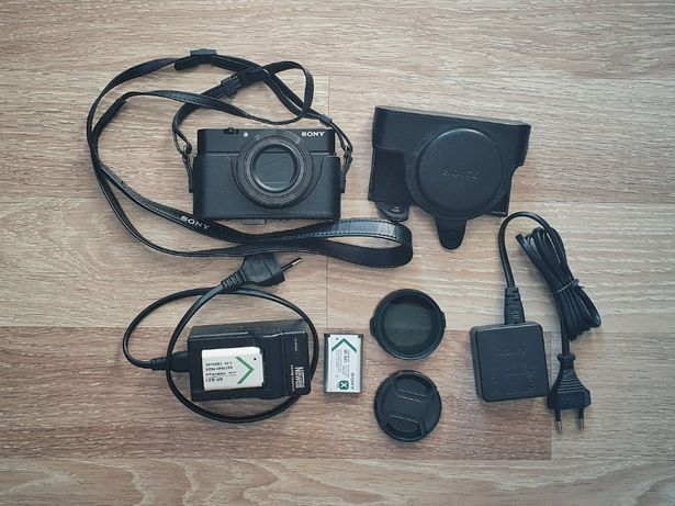 Aparat Sony RX100 MK4 IV