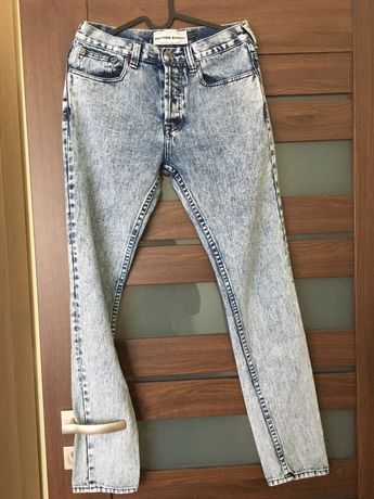 Spodnie Topman Vintage Skinny r.S/28 boyfriend