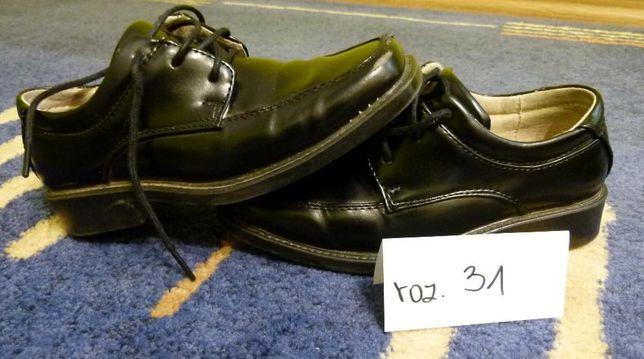 Chłopięce buty rozmiar 31