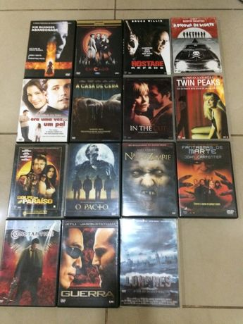 Filmes Dvd Diversos Originais