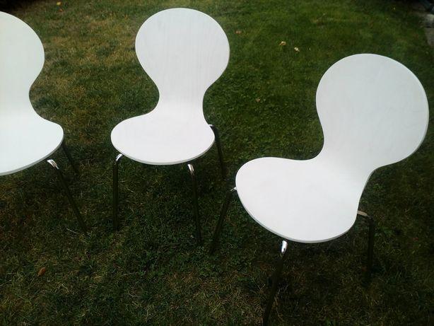 Krzesła dziecięce 4 sztuki