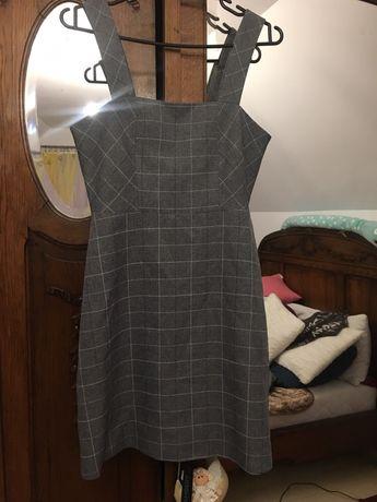 Śliczna nowa sukienka new look w grubą kratę