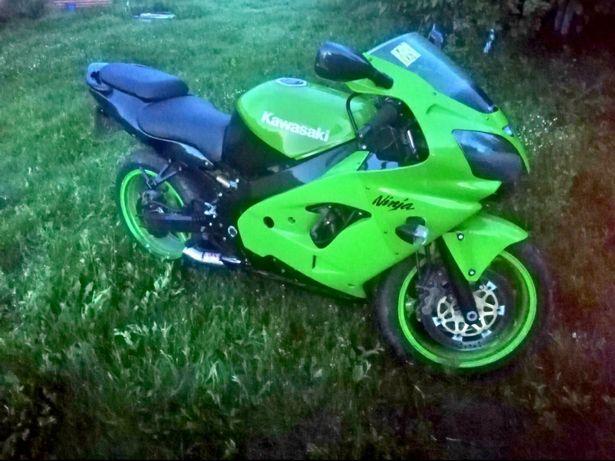 Продам/ Обмен Kawasaki ninja ZX-9r 2000 года выпуска