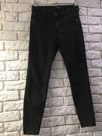Spodnie czarne Reserved