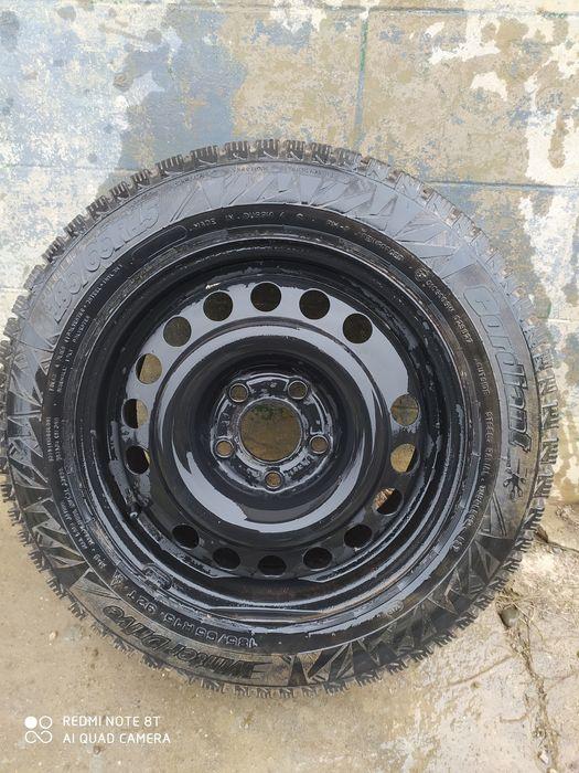 Зимові шини 185/65 R15 Пышковцы - изображение 1