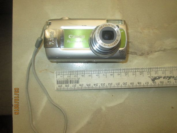 цифровой фотоаппарат Cenon- акомулятор -флешка