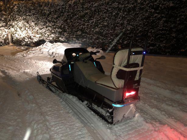 Sprzedam skuter snieżny Polaris Indy 650