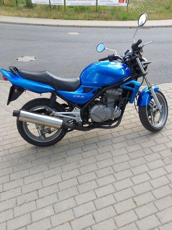 Kawasaki Er5 2001r ładna Zarejestrowana