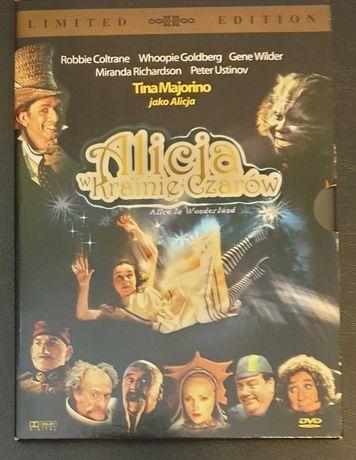 Alicja w Krainie Czarów 2 DVD Whoopie Goldberg