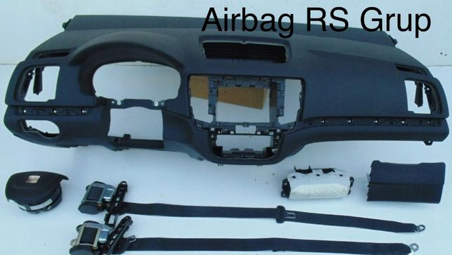 Seat Alhambra tablier airbags cintos