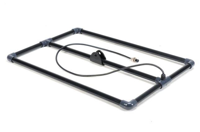 Глубинная рамка 40х60 см. на металошукач, катушка на металлоискатель