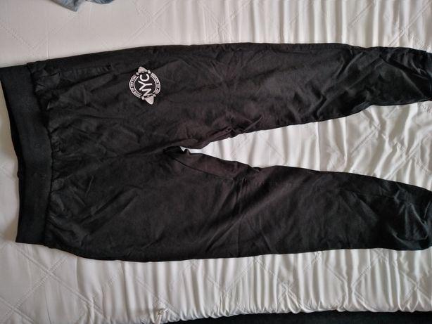 Spodnie dresowe r. 146 pepco