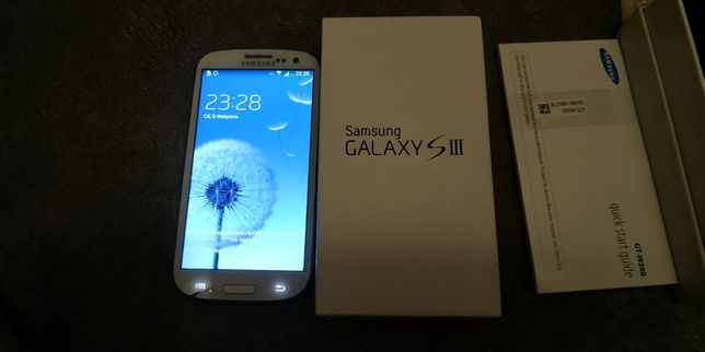 Смартфон Samsung Galaxy S3 GT-I9300 из Германии