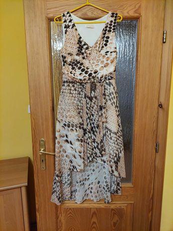 Sukienka letnia rozmiar 36