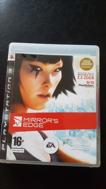 Gra na PS3 Mirrors Edge