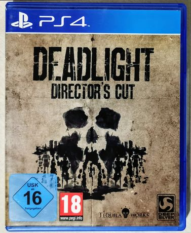 Deadlight Director's Cut gra PlayStation 4 5 PS4 PS5 OKAZJA !