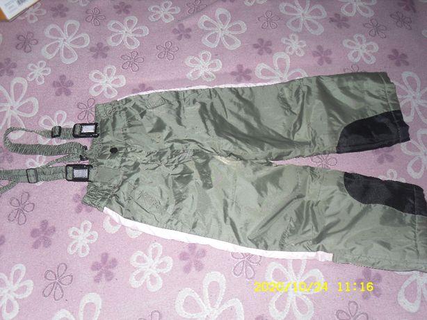 Spodnie zimowe rozmiar 98