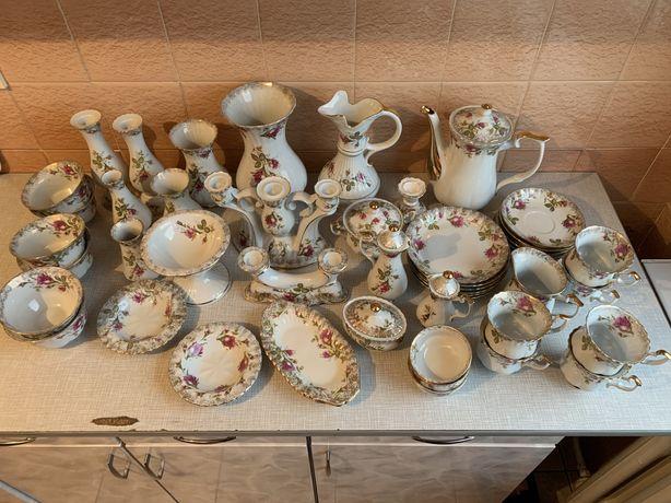 Zestaw porcelany z Chodzieży