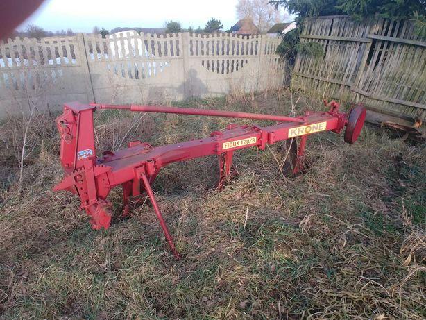 Sprzedam pług 3 skibowy Krone -Likwidacja gospodarstwa rolnego