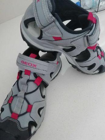 Sandálias Geox 37 rapaz