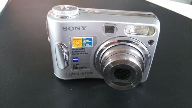 Maquina Fotográfica Sony DSC-S90