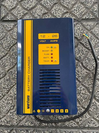Carregador de baterias