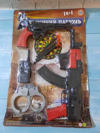 Набор полицейского, игрушки для мальчика