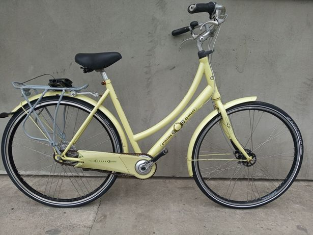 Велосипед Cortina планетарка SRAM 3