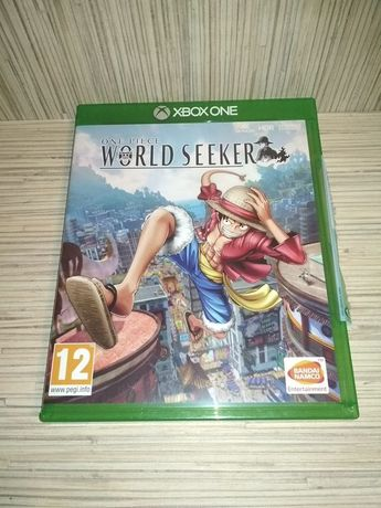 [Tomsi.pl] One Piece World Seeker ANG XBO XBOX ONE