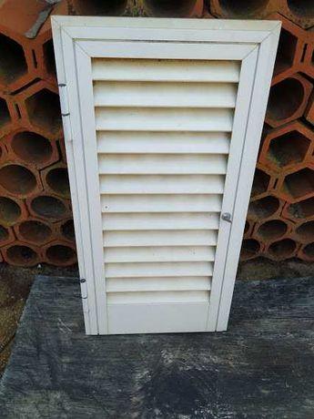 Porta / Persiana / Janela exterior em aluminio