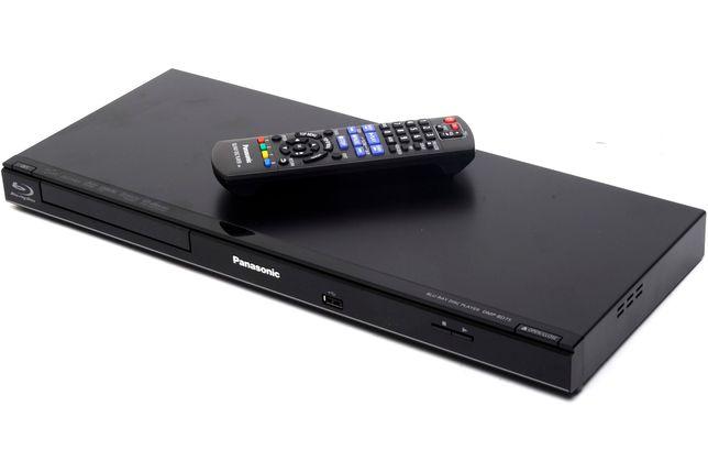 Odtwarzacz Blu-ray Panasonic DMP-BD75 (czarny)
