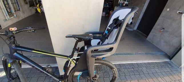 Fotelik na rower Thule RideAlong