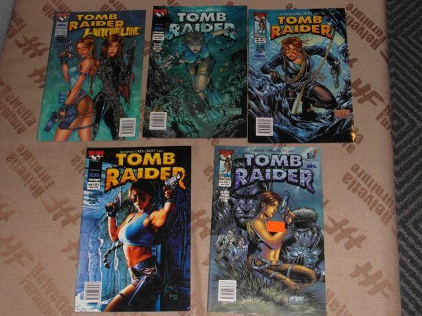 Dorwać Jiro! Wiedźmin Dzieci lisicy Tomb Raider Josephine Wolverine