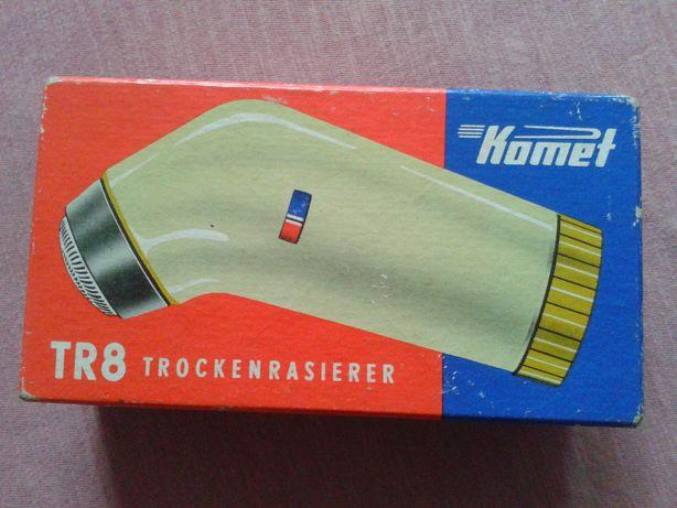 Golarka TR8 Trockenrasierer Komet, DDR/NRD