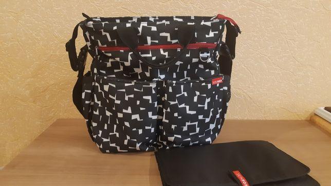 Сумка skip hop сумка для мамы, сумка на коляску